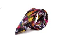 marthu tie winter pixel print, marthu print, cotton tie