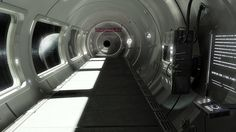 Space Dock I-06 by Tarik Keskin, via Behance