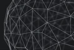 球 ポリゴンの壁紙 | 壁紙キングダム PC・デスクトップ版