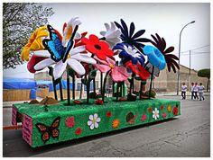 Casas y más cosas: Carrozas San Isidro 2014
