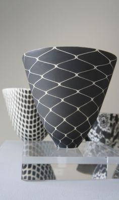 Sandy Godwin :porcelain vessels