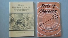How to Improve Your Disposition - Tests of Character - Reverend Donald F. Miller, C.SS.R. - same book, different titles