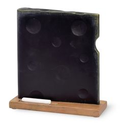 Cheese Wedge Chalkboard by Boston International Art Studio At Home, Home Art, Marker, Buffet, Mini Chalkboards, Cheese Wedge, Food Themes, Contemporary Decor, Decorative Pillows