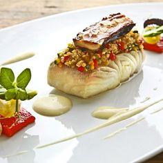 Firscher Fisch außergewöhnlich schmackhaft zubereitet | creme hamburg