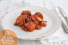 Pollo-salsa-de-tomate