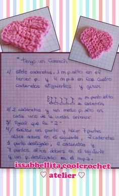En Facebook Issabbellita coolcrochet #issabbellita #handmade #manualidades #tendencias #crochet #love crochet