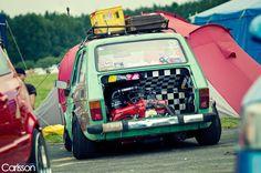 FIAT 126 Fiat 126, Kei Car, Car Tuning, Slammed, Old Cars, Cars And Motorcycles, Panda, Monster Trucks, Polish
