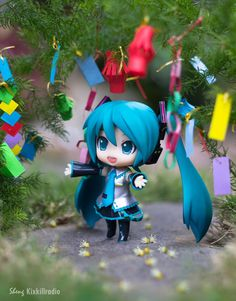 Miku on Tanabata by kixkillradio on DeviantArt