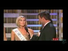 The History of The Miss America Pageant - includes some really old footage.