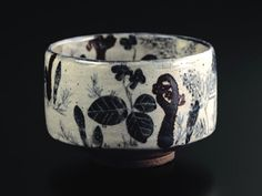 Tea Bowl with Spring Grasses Design, 18th century Press visit link above for more options