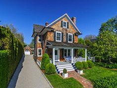 Brooke Shields' Hamptons Home