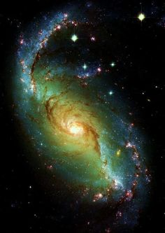NGC 1672 ~ Barred Spiral Seyfert II Galaxy