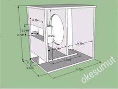box speaker subwoofer rcf - HAZA MUSIK 12 Subwoofer Box Subwoofer Box Design Sub Box Design Horn Speakers… in 2020 8 Inch Subwoofer Box, Diy Subwoofer, Subwoofer Box Design, Powered Subwoofer, Car Speaker Box, Speaker Plans, Speaker Box Design, Rcf Audio, Sub Box Design