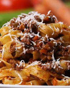Italian Style Bolognese Sauce