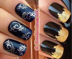 nail decals water transfers stickers art set 25. by Nailiciousuk