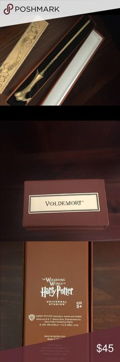 Harry Potter Interactive Lord Voldemort Wand Interactive Lord Voldemort Wand Other