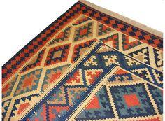210x160 cm nomaden Kelim Teppich orient Rug kilim afghanistan Nr-7