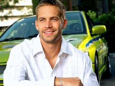 Paul Walker Fast 2 photo shoot