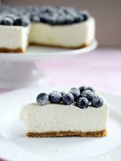 Icebox Cheesecake. Yum! :D :P