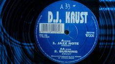 DJ Krust - Jazz Note | 90s DRUM and BASS