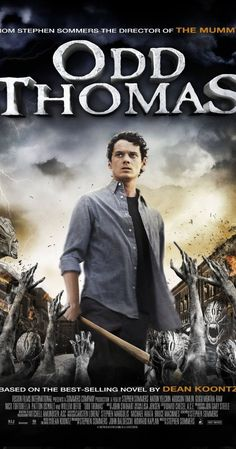 There is still time to start the books before the movie comes out: Odd Thomas (Feb 28, 2013)