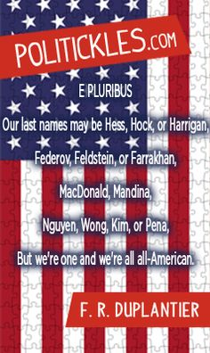 E Pluribus Periodic Table, Names, Feelings, Periotic Table