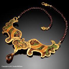 66 Best Sandra Mcewen Cloisonne Jewelry Images Enamel Jewelry