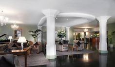 Foyer - Newpark Hotel Kilkenny Ireland © David Cantwell Photography Newpark Hotel Kilkenny, Hotel Foyer, Breakout Area, Reception Areas, Pent House, Drawing Room, Finland, Swimming Pools, Jacuzzi