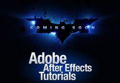 77 Adobe After Effects Tutorials