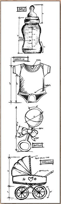 *PRE-ORDER* Stamper's Anonymous / Tim Holtz - Cling Mounted Rubber Stamp Set…