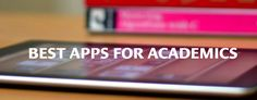 Nicole Hennig's Best Apps for Academics (Former Head of MIT User Experience and Continuing Education Instructor for Simmons College)