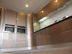 kitchen cabinets, lacquer