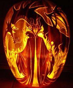 twisting off of cool Pumpkin carvings!