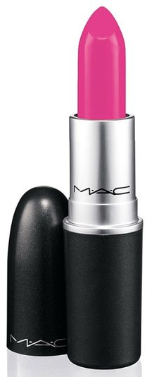 Favorite pink lipstick: M.A.C. 'Candy Yum Yum.' Love this color so much!