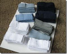 & Quick-Sew Tee-Shirt Pillowcases | Easy diy Sew and Sewing pillowsntoast.com