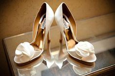 Classic Inspired Wedding Shoes