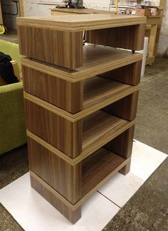 Wood Audiophile Shelves Design Google Search Audio Rackwood