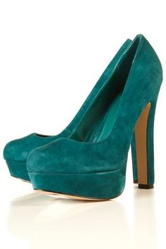 SWAGGER Platform Court Shoes - StyleSays