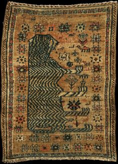 Qashgai Gabbeh Vintage Rugs, Carpet, Gallery, Style, Swag, Roof Rack, Blankets, Rug, Outfits