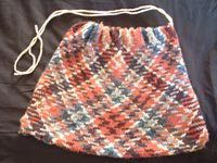 As said earlier on this site, Blue has made many bags in sprang. On this page you can find some pictures of these bags along with a short discription of how they are made. Some Pictures, Weaving, Spring, Macrame, Bags, Fashion, Finger Weaving, Closure Weave, Handbags