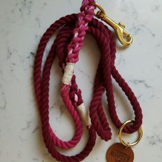 Our dog leashes and collars are unique and stylish!