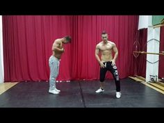 Antrenament striptease masculin cluj , striper petrecerea burlacitelor cluj - YouTube