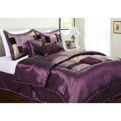 Found it at Wayfair Supply - Tahar 6 Piece Complete Comforter Set