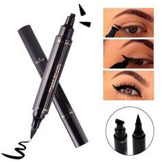 tampon pour trait eye liner