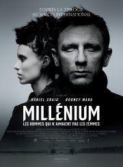 Millenium - Millénium, les hommes qui n'aimaient pas les femmes - The Girl with the Dragon Tattoo - sur le site RayonPolar