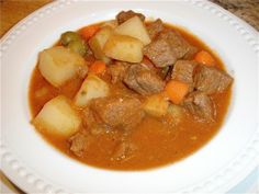 Carne Con Papas (Cuban Beef Stew) | The Hungry Cuban