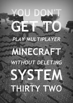 NOBODY DO THIS! IT WILL RUIN YOUR COMPUTER!  But still hilarious! LOL Minecraft.