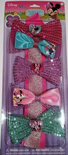 Disney Junior Minnie Mouse 5 Hair Bows with Ribbon Holder ** Find out more about the great product at the image link.