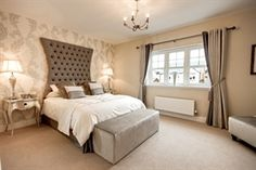 Enjoy village life at Bramhall Green, New Homes, Decor, Furniture, Bed, Home, Green, Home Decor, Village Life, New Homes For Sale