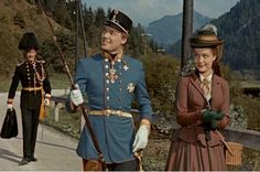 Sissi – Einstieg   Sissi ist ein Klassiker. Der Film, der in 1955 gemacht wurde, wird im deutschen Fernsehen fast jeden Dezember ausgestrahlt.